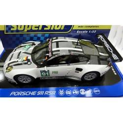 Porsche 911 RSR 24h Le Mans 2016