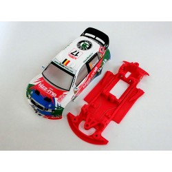 Chasis Fabia WRC lineal compatible SCX