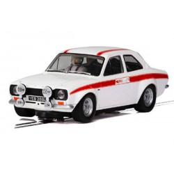 Ford Escort MKI Mexico Diamond White 50 aniversario Ford