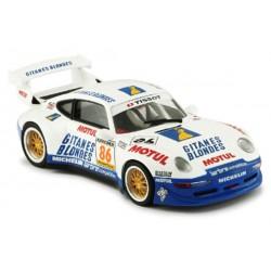 Porsche 911 GT2 White Gitanes