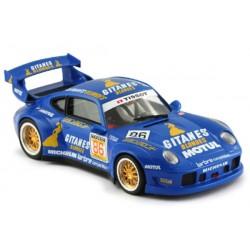 Porsche 911 GT2 Blue Gitanes
