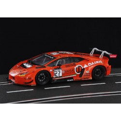 LB Huracan GT3 Orange Team Lazarus