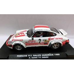 Porsche 911 rally Hunsrück 1980 Zanini - Sabater