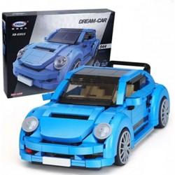 Wolkswagen Escarabajo Xingbao kit de construccion