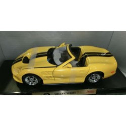 Shelby Serie 1 escala 1/18
