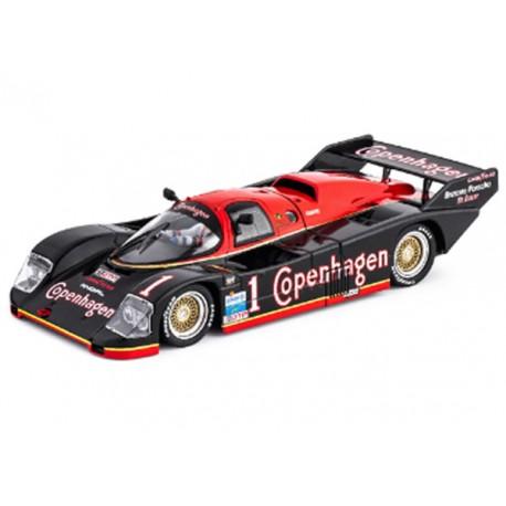 Porsche 962 IMSA Copenhagen 12h Sebring 1988