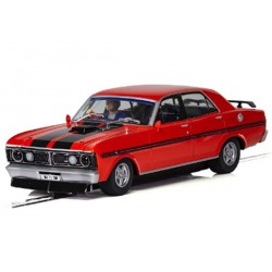Ford XY Falcon GT Candy Apple Red 1970
