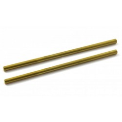 Eje acero gold surface hard 50mm x 2.38