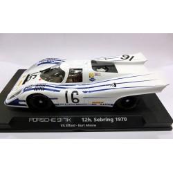 Porsche 917K 12h Sebring 1970 Vic Elford - Kurt Ahrens