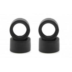 Neumatico goma 19x10mm Rcing Slick Shore 25 para llanta de 15.8 a 17mm