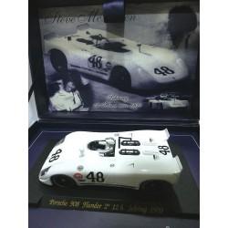 Porsche 908 Flunder Edicion Limitada 12h Sebring 1970 Steve McQueen Fly Classic