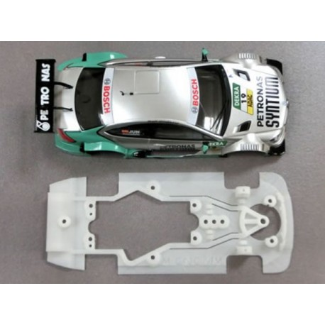 Chasis Mercedes C-Coupe DTM Pro Soft compatible Scalextric
