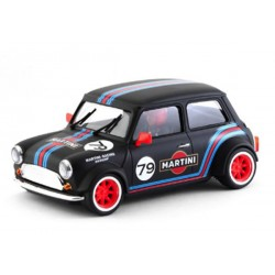 Mini Cooper Martini White Edition 1/24