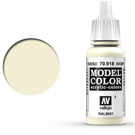 Pintura acrilica color blanco Model Color 70951