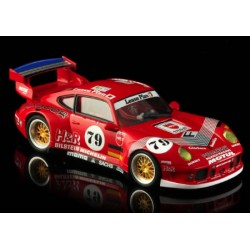 Porsche 911 GT2 Team Roock Racing 24h Le Mans 1998