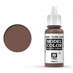 Pintura acrilica marron cuero Model Color 70940