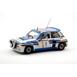 Renault 5 Turbo Danube Rally 1983 11808