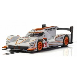 Ginetta G60 Lt P1 white Orange H4061
