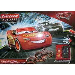 Circuito 1/43 Speed Challenge Disney Pixar Carrera GO 62476