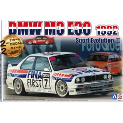 Kit 1/24 BMW M3 E30 Rally Group A 1992 Fina - Jagermeister DTM  BEE-24019
