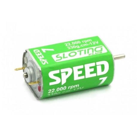 Motor Speed 7 22.000 rpm a 12v SP090007