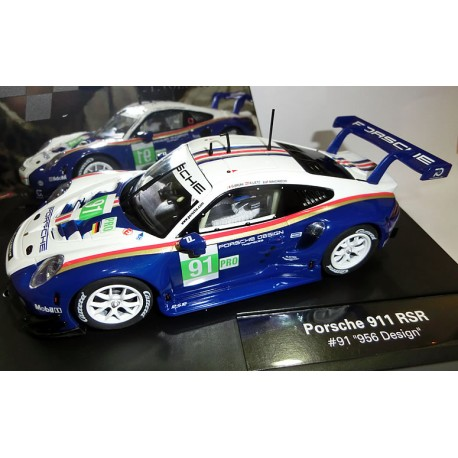 Porsche 911 RSR 956 Design Carrera Evolution 27608