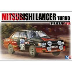 Kit 1/24 Mitsubishi Lancer Turbo BEE-24022