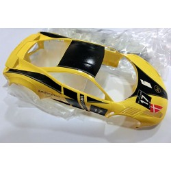 GT3 Italia carroceria pintada Yellow- Insight  BABC02K