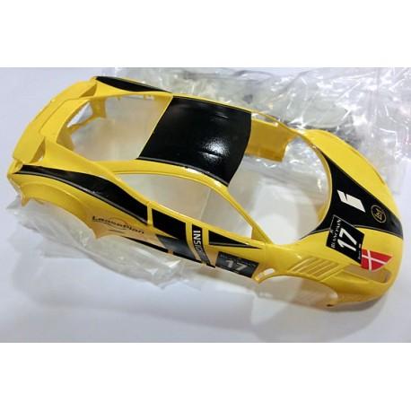 GT3 Italia carroceria pintada Yellow- Insight  BABC02K