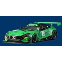 Mercedes AMG GT3 Black Falcon Monza 2018 0107AW