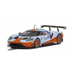 Ford GT GTE Candy Red Gulf Edition H4034