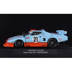 Lancia Stratos Turbo Gr.5 Version Especial Gulf Edition SWHC07A
