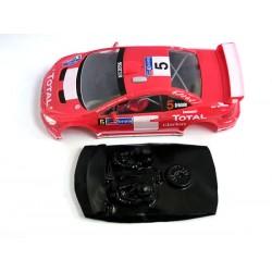 Lexan rally 307 compatible Ninco