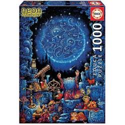 El Astrologo puzzle 1000 piezas Educa