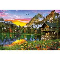 Lago Alpino puzzle 5000 piezas Educa