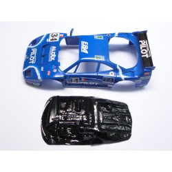 Lexan rally F40 compatible Scalextric