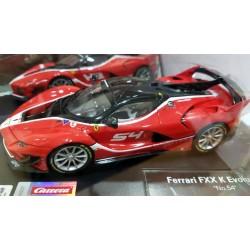 Ferrari FXX K Evoluzione Carrera Evolution 27610