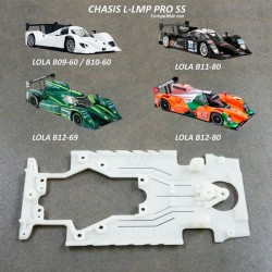 Chasis Lola LMP Pro SS compatible Slot.it