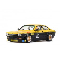 Opel Kadett GT/E DRM 1976  nº43 Walter Rohrl escala 1/24 BRM100