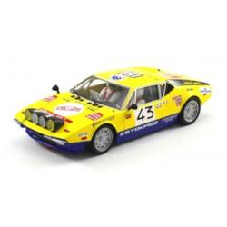 De Tomaso Pantera Gr.3 Rally Montecarlo 1976 Pittoni