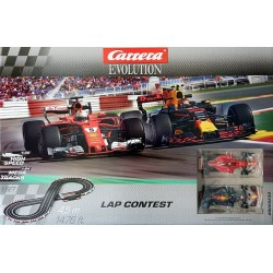 Circuito F1 Lap Contest Carrera Evolution 1/32