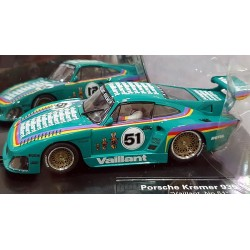 Porsche Kremer 935 K3 Vaillant Carrera Evolution