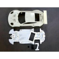 Chasis Porsche 911/991 AW compatible Scaleauto