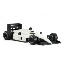 Formula 86-89 white Test Car IL King 21 EVO3