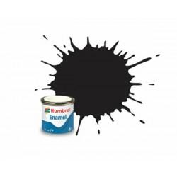 Pintura Emanel negro mate Humbrol 14ml