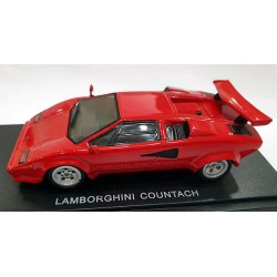 Lamborghini Countach escala 1/43