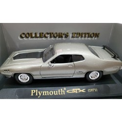 Plymouth GTX 1971 escala 1/43