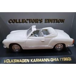 Volkswagen Karmann-Ghia 1960 escala 1/43