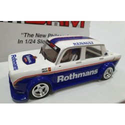 Simca 1000 Rothmans Edition escala 1/24