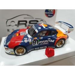 Porsche 911 GT2 Le Mans 1995 Kremer -Repsol RS-0051